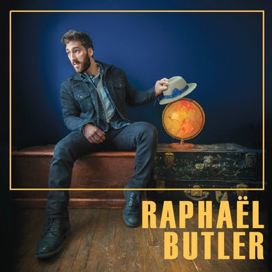Raphaël Butler - CD