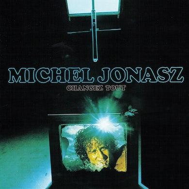 Michel Jonasz / Changez tout - LP Vinyle