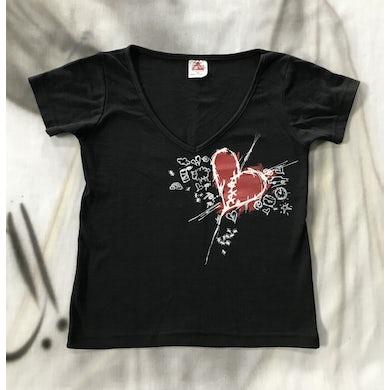 Mélodie pour coeur brisé - T-Shirt