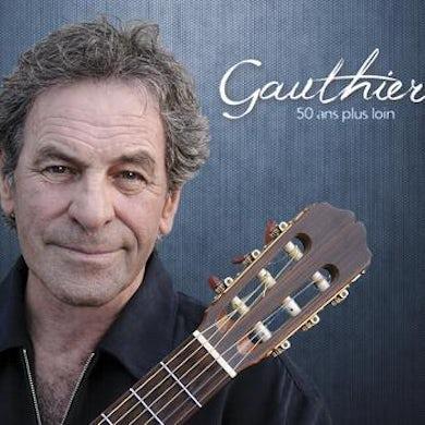 Claude Gauthier / 50 ans plus loin - CD