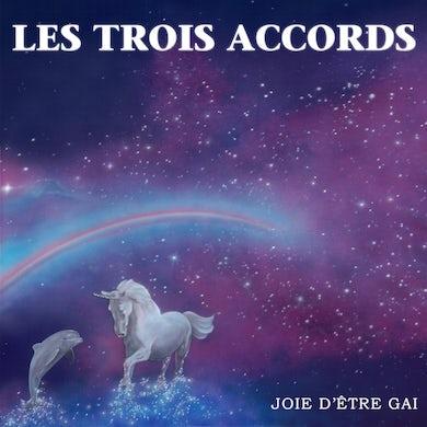 Les Trois Accords / Joie d'être gai - LP Vinyl