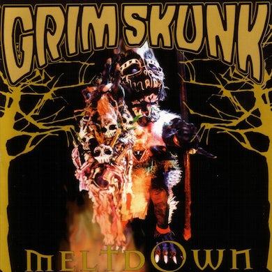 GrimSkunk / Meltdown - LP Vinyl