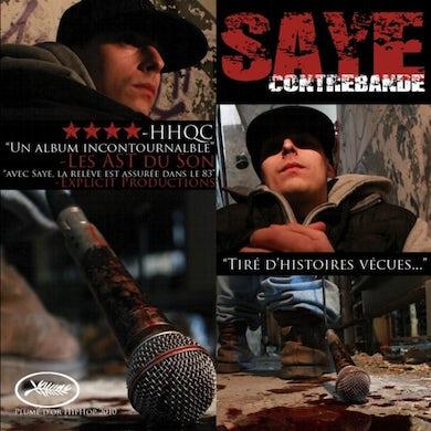 Saye / Contrebande - CD