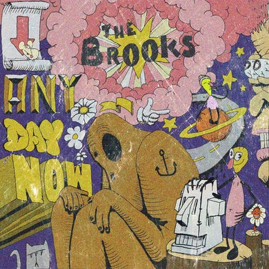 The Brooks / Any Day Now - CD