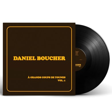 À grands coups de tounes, Vol. 1 - LP Vinyl