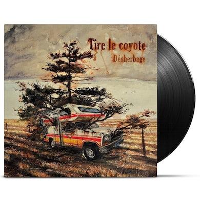 Tire Le Coyote / Désherbage - LP Vinyl
