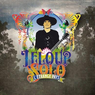Jean Leloup / L'étrange pays - CD