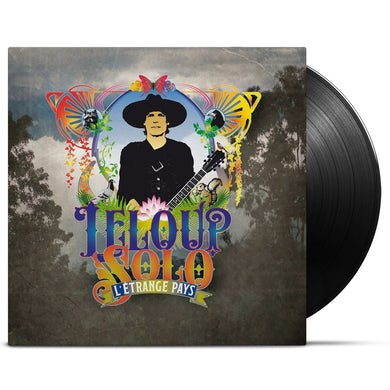 L'étrange pays - LP Vinyl