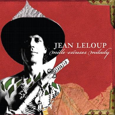 Jean Leloup / Mille excuses Milady - CD