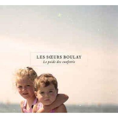 Le Poids Des Confettis - Vinyle