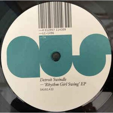 Detroit Swindle /  Rhythm Girl Swing EP - 12'' Vinyl
