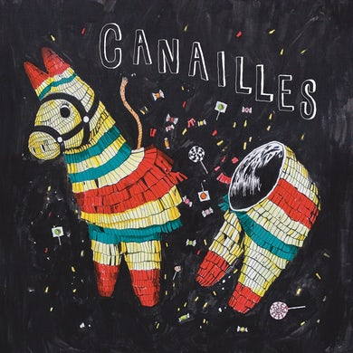 Canailles / Backflips - CD