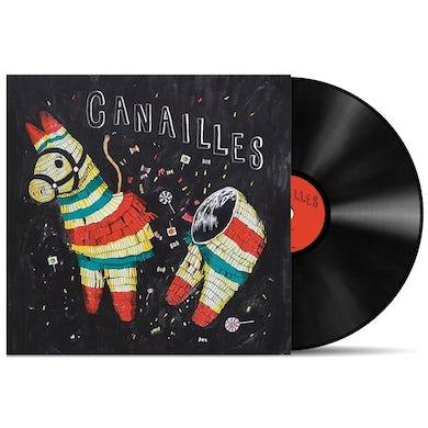 Canailles / Backflips - LP Vinyl