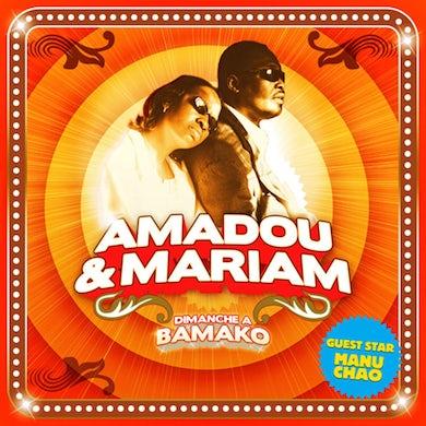 Amadou & Mariam / Dimanche à Bakamo - 2LP Vinyl + CD