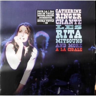 Catherine Ringer – Catherine Ringer Chante Les Rita Mitsouko And More A La Cigale - 2LP/CD