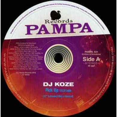 "DJ Koze / Pick Up - 12"" Vinyl"
