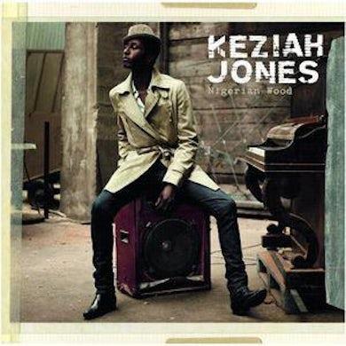 Keziah Jones / Nigerian Wood - 2LP/CD