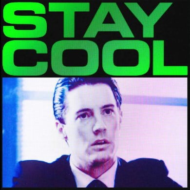 "Tiga & Clarian ‎/ Stay Cool - 12"" Vinyl"
