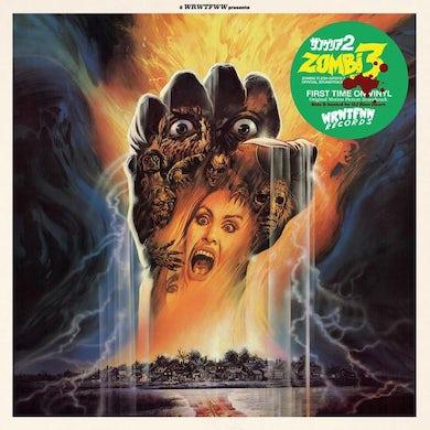 Clue In The Crew / Zombi 3 , Zombie Flesh Eaters 2 (OST) - LP (Vinyl)