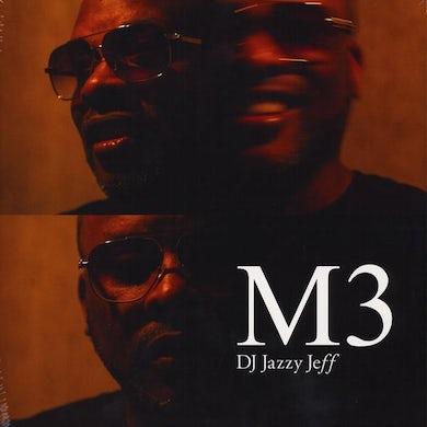 DJ Jazzy Jeff / M3 - 2LP (Vinyl)