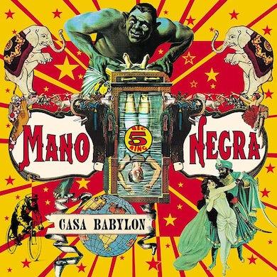 Mano Negra / Casa Babylon - LP/CD