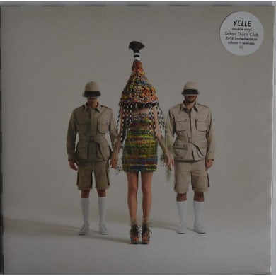 Yelle / Safari Disco Club - 2LP (Vinyl)