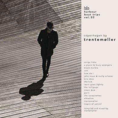 Trentemøller / Harbour Boat Trips Vol. 02 Copenhagen - 2LP Vinyl + CD