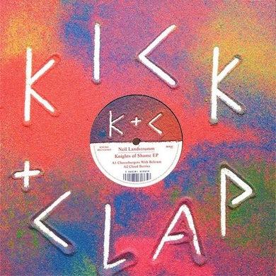 """Neil Landstrumm / Knights of Shame (EP) - 12"""" Vinyl"""