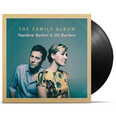 Matthew Barber & Jill Barber / The Family Album - LP Vinyl