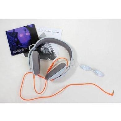 Matmos / The Ganzfeld EP + Incase Reflex Headphones - CD