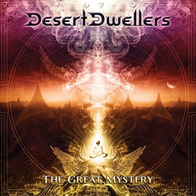 Desert Dwellers ‎/ The Great Mystery - CD