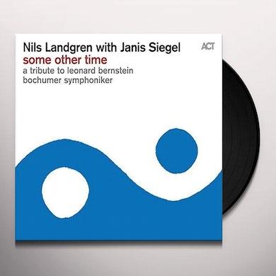 Nils Landgren / Some Other Time (A Tribute to Leonard Bernstein) - LP Vinyl