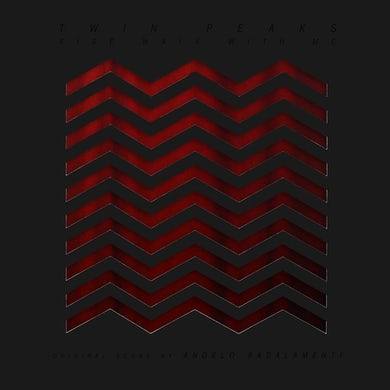 Angelo Badalamenti / Twin Peaks: Fire Walk With Me - 2LP Vinyl