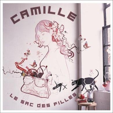 Camille / Le sac des filles - LP Vinyl + CD