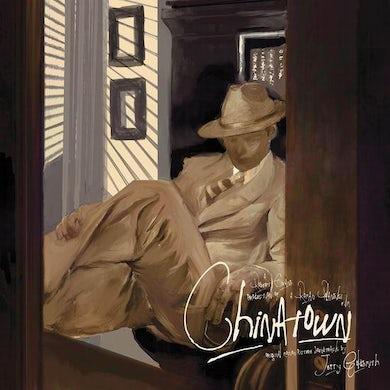 Jerry Goldsmith / Chinatown (1974 Original Soundtrack) (Black Friday Edition) - LP Vinyl