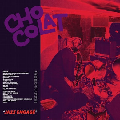 Chocolat / Jazz engagé - CD