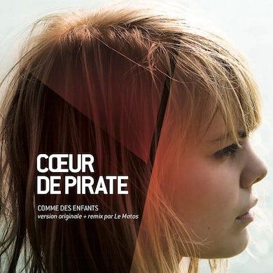 Coeur de pirate / Comme des enfants (Single) - CD