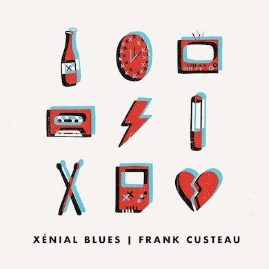 Xénial Blues - CD