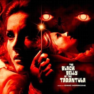 Ennio Morricone / The Black Belly of the Tarantula (OST) - 2LP Vinyl