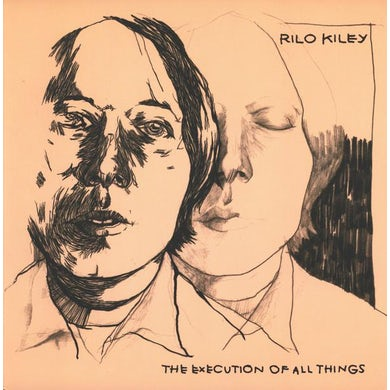 The Execution of All Things - LP Vinyl