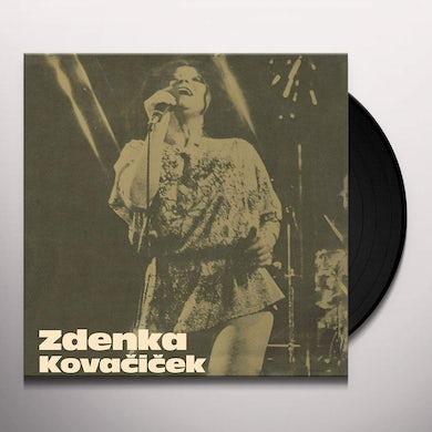 Zdenka Kovačiček / Zdenka Kovacicek - LP Vinyl