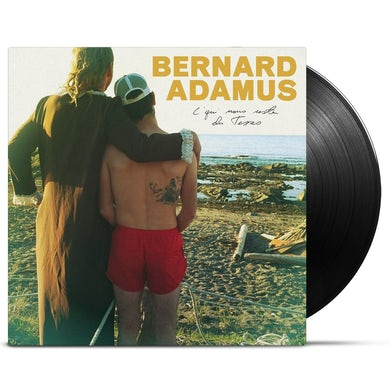 Bernard Adamus / C'qui nous reste du Texas - LP Vinyl