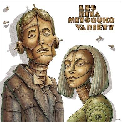 Les Rita Mitsouko / Variéty - LP Vinyl + CD
