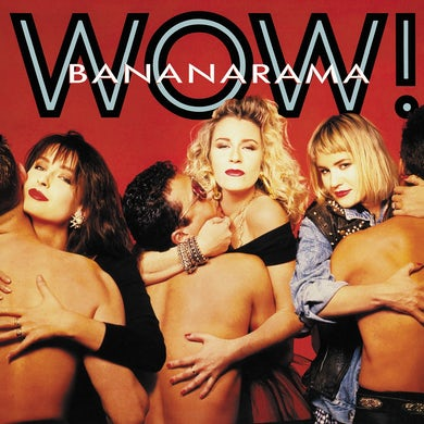 Bananarama / Wow! [Red LP Vinyl + CD]