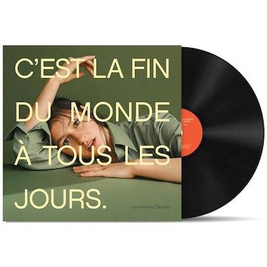 Lou-Adriane Cassidy / C'est la fin du monde à tous les jours - LP Vinyl