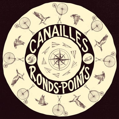 Canailles / Ronds-points - CD