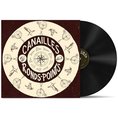 Ronds-points - LP Vinyl