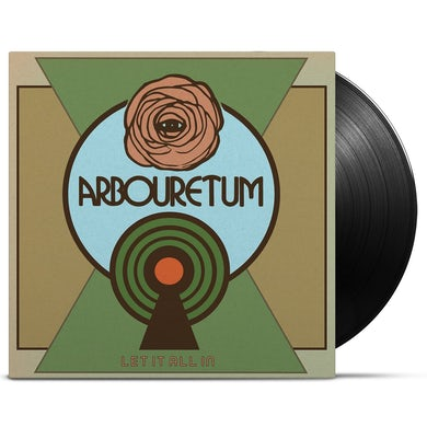 Arbouretum / Let It All In - LP Vinyl