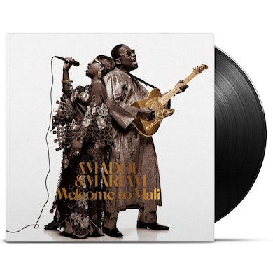 Amadou & Mariam / Welcome to Mali - 2LP Vinyl + CD
