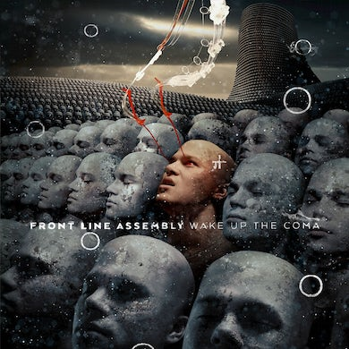 Front Line Assembly / Wake Up the Coma - 2LP Vinyl